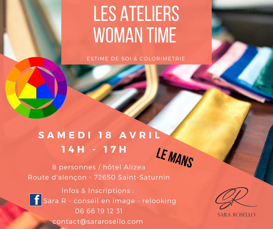 Ateliers Woman Time by Sara R.